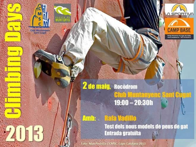 Climbing Days 2013 - CMSC