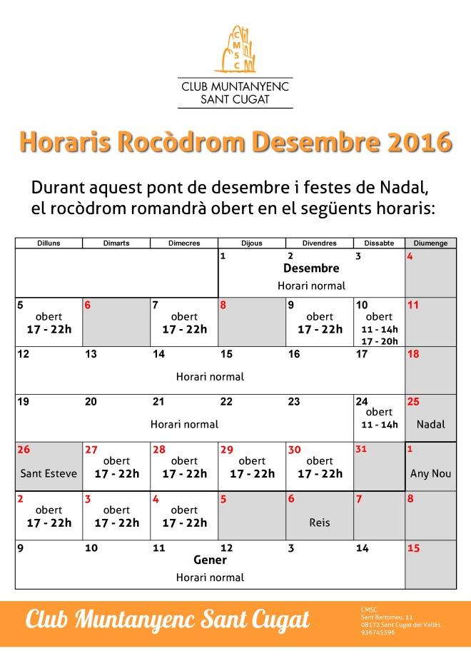 horaris-2016-desembre-2016